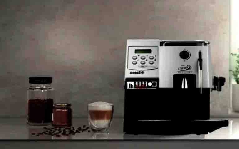 Saeco coffee machines: features