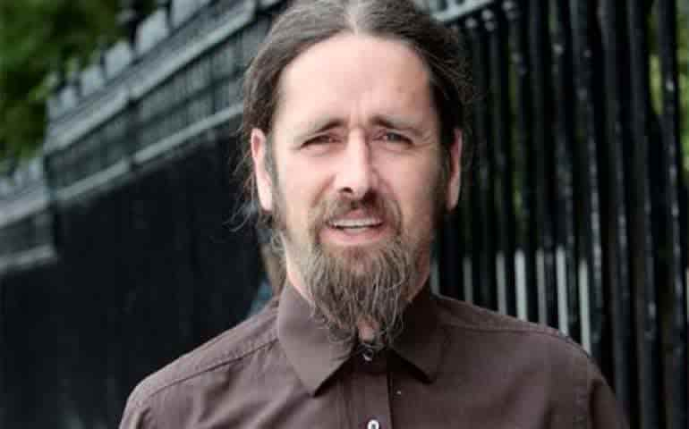 Irish MEP Luke Flanagan took part in an online debate of the