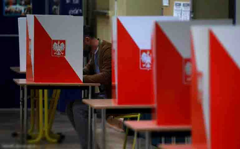 Second round of presidential elections in Poland