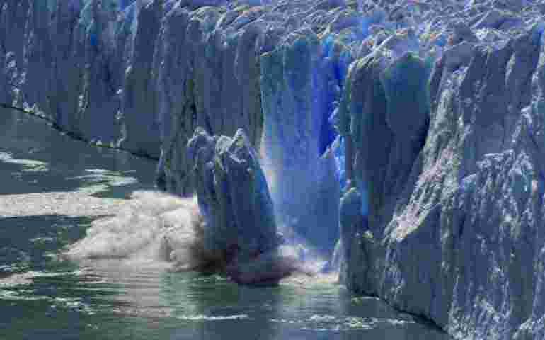 Scientists have declared the irreversibility of melting glaciers in Greenland